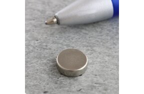 DISC MAGNET D10mm x 4mm
